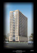 (B+G+P3+15) Tower Al Qasmia Sharjah